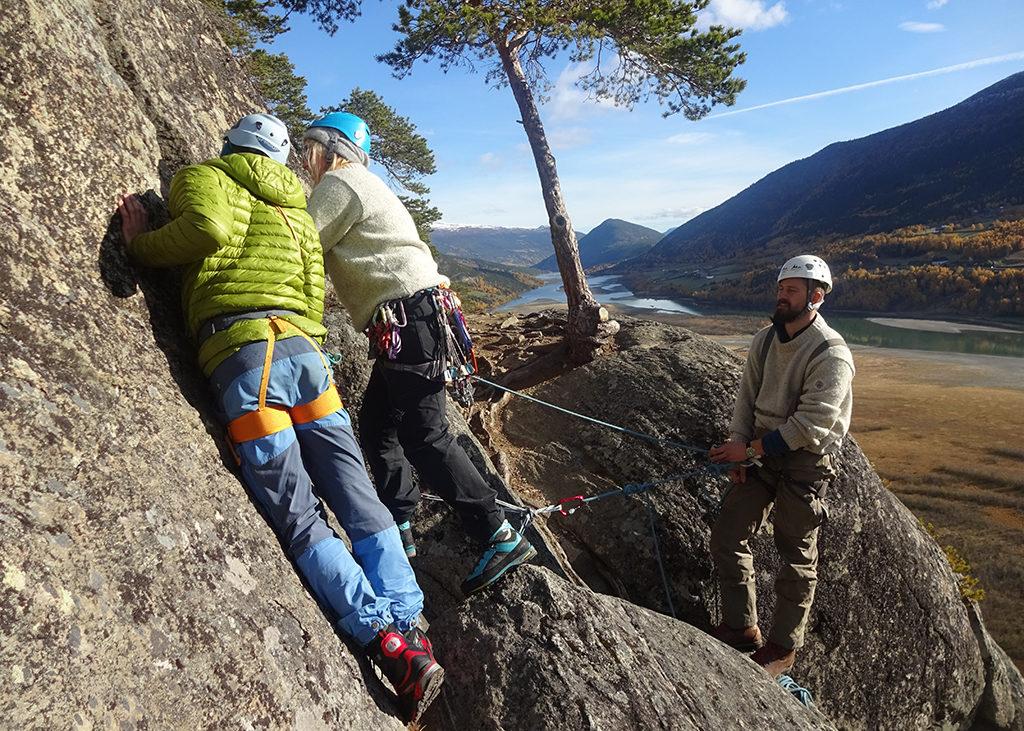metodekurs klatring