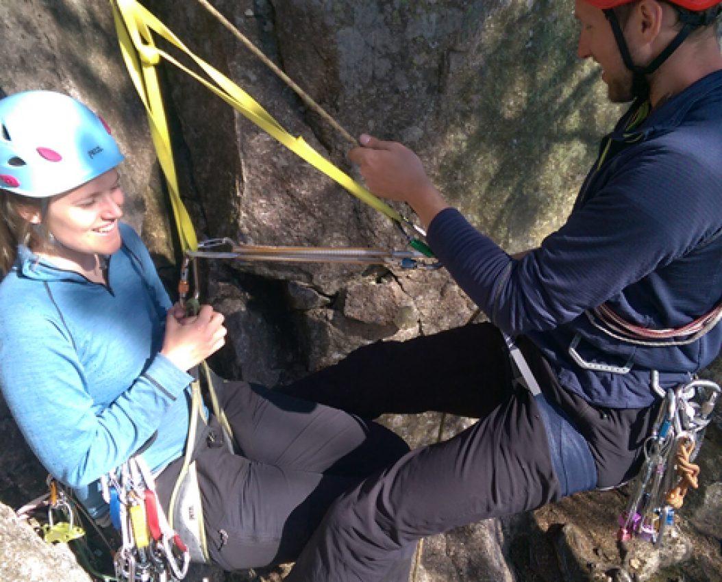 Kameratredning klatrekurs