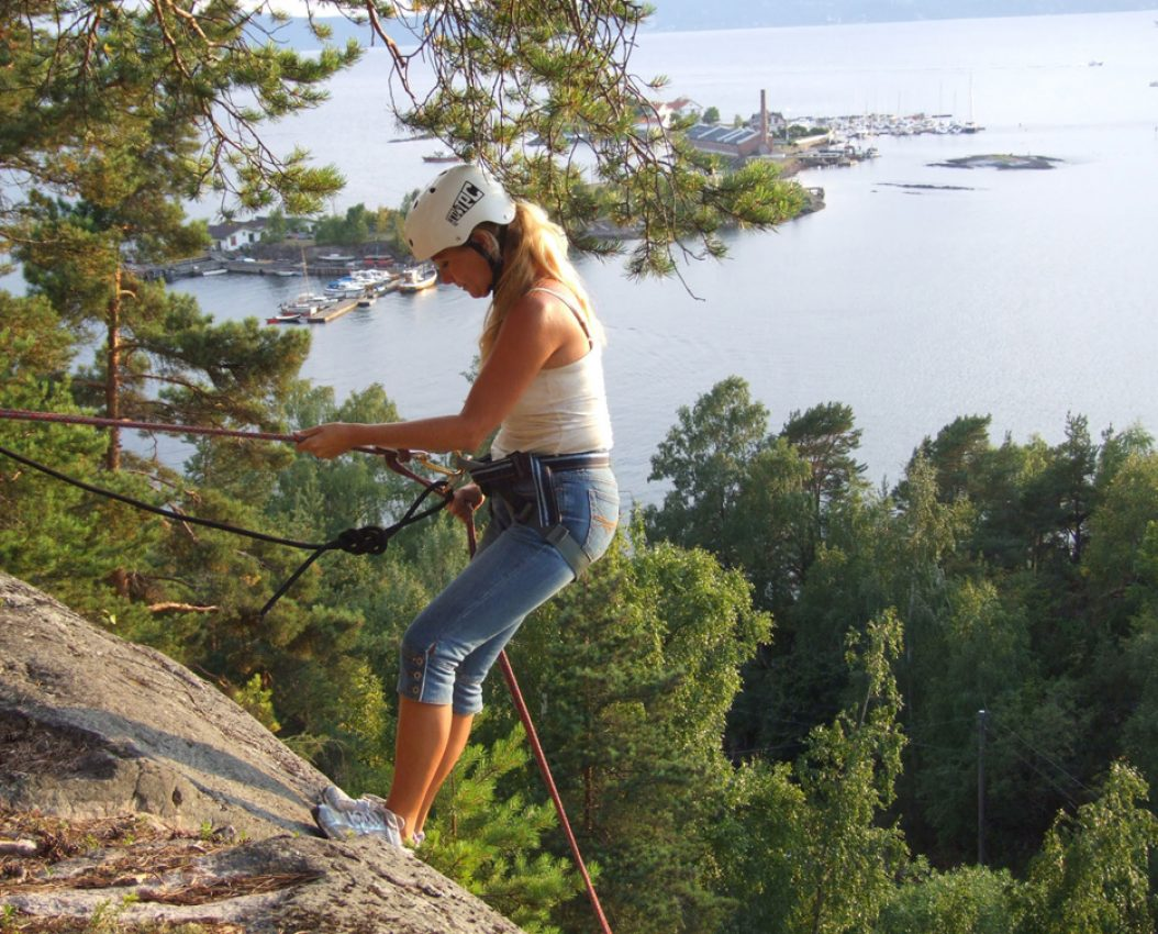Seiling og klatring