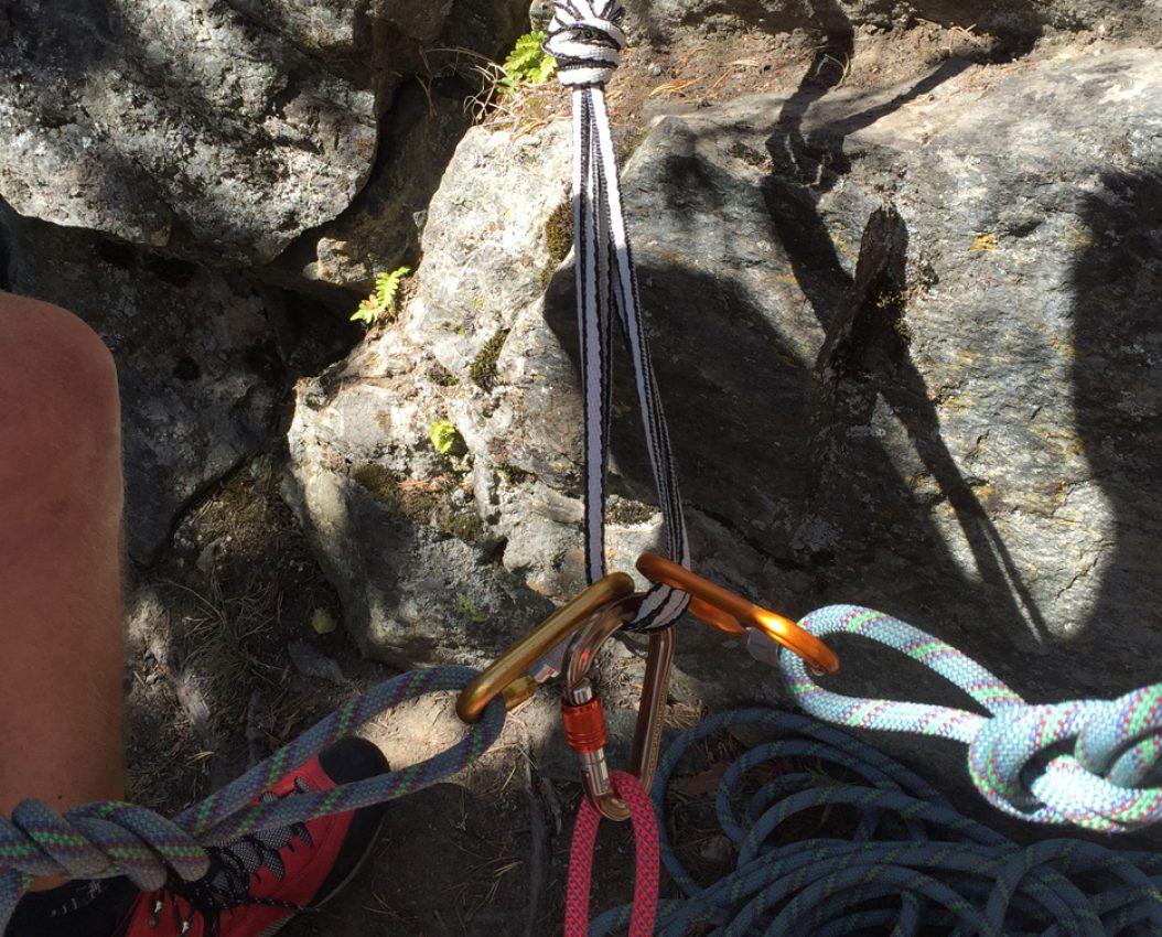 Standplass nybegynnerkurs klatring