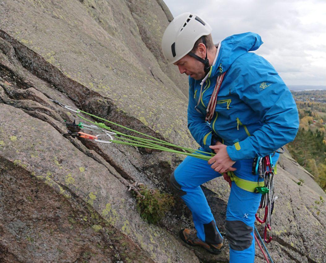 Leie klatreinstruktør